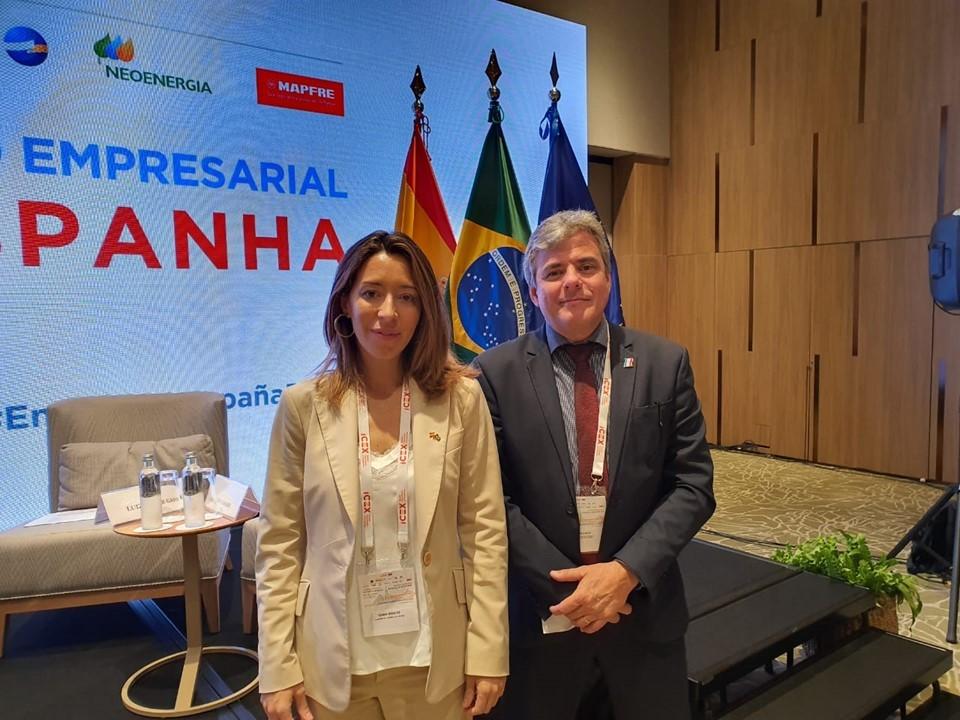 Sedes participa do Encontro Empresarial entre Brasil e Espanha no Rio de Janeiro