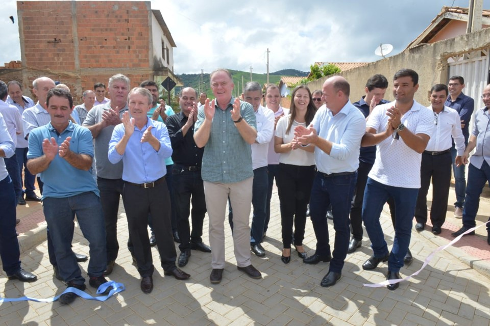 Mantenópolis recebe R$ 3 milhões em obras de drenagem e pavimentação