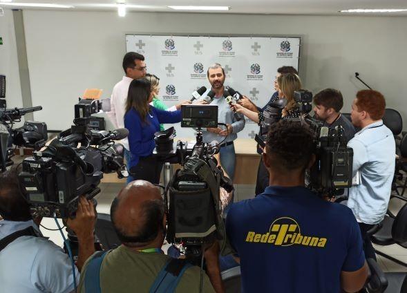 Secretaria da Saúde confirma primeiro caso do novo coronavírus no Espírito Santo