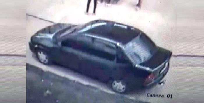 Assalto na agência do Correios de São Domingos do Norte na tarde de ontem (06)