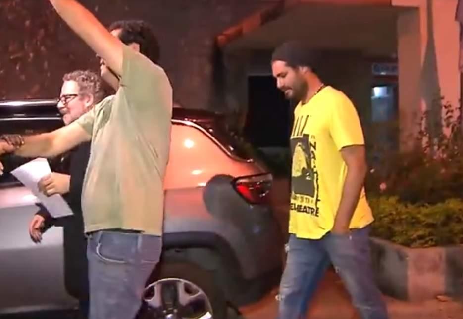 Ator Thiago Lacerda é detido por posse de drogas no Rio de Janeiro