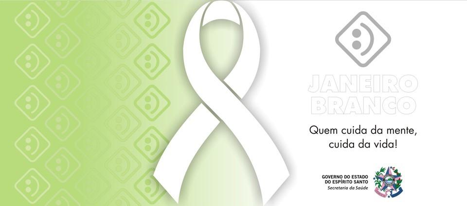 Campanha Janeiro Branco quer falar sobre prevenção à depressão e ansiedade