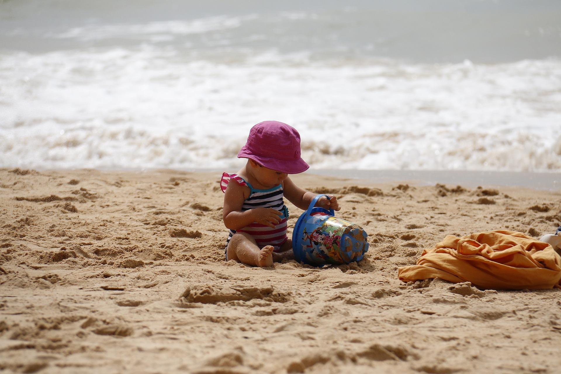 Queimaduras solares na infância aumentam risco de câncer de pele