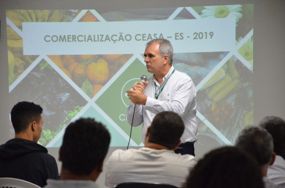 Ceasa apresenta balanço da comercialização de 2019