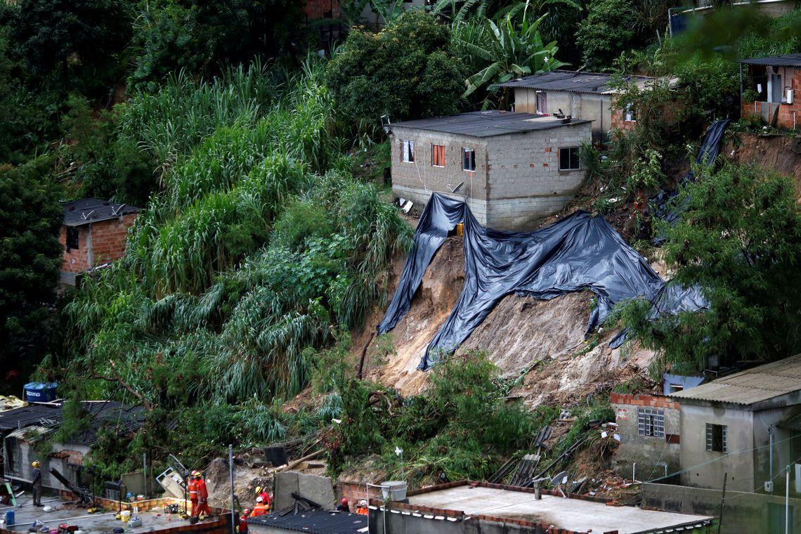 Governo mineiro declara situação de emergência em 101 cidades