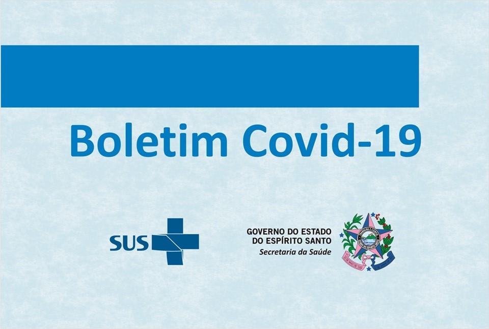 Secretaria da Saúde divulga números do Covid-19 no ES
