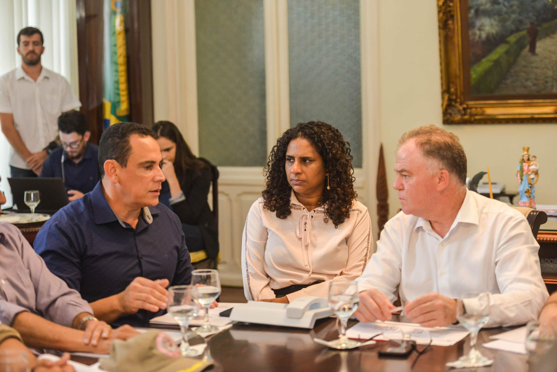 Bancada capixaba vai buscar recursos federais para reconstrução das cidades atingidas pelas chuvas no ES