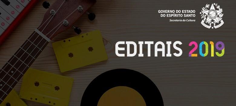 Editais da Secult vão distribuir R$ 10 milhões para projetos culturais