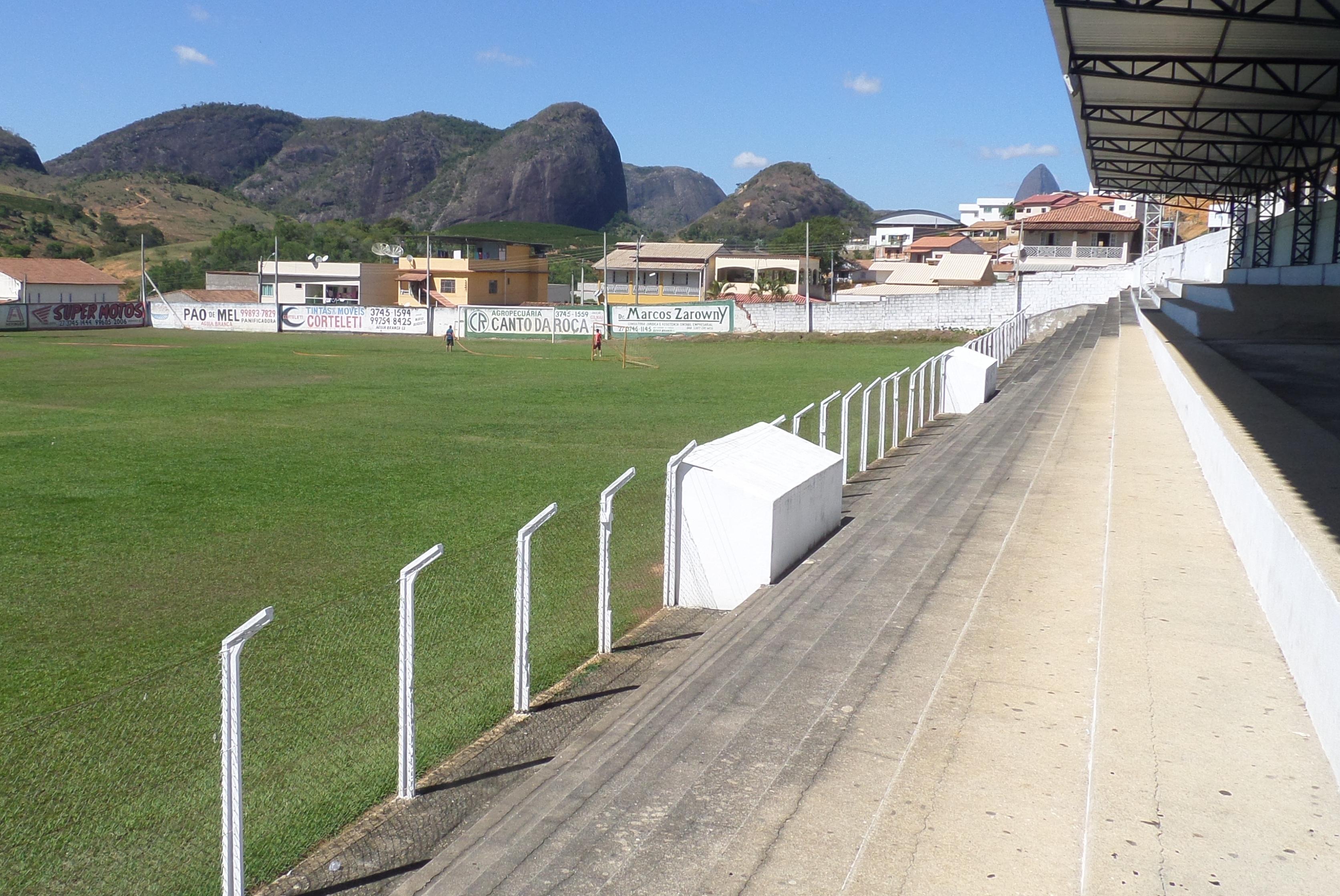 GUARANY - Nova diretoria planeja obras para o estádio