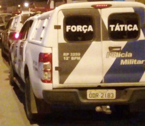 Fuga cinematográfica em Linhares após roubo de veículo