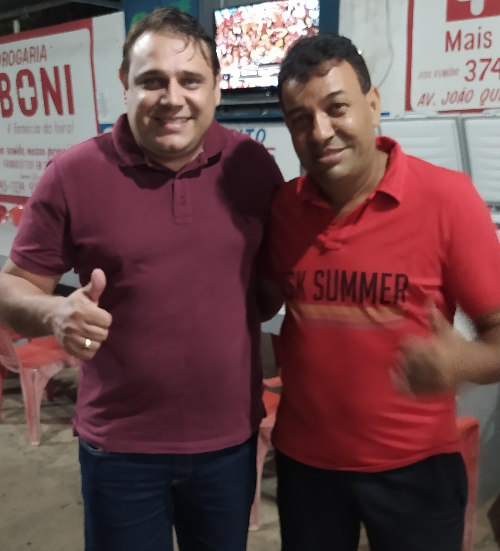 Hadeon é o novo presidente do Guarany