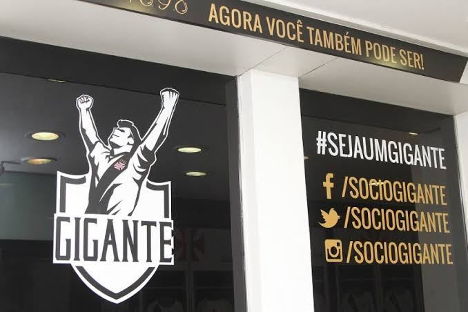 Vasco ultrapassa o Internacional no ranking de sócios-torcedores