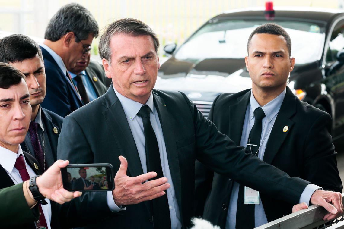 Bolsonaro enviará hoje à Câmara projeto de excludente de ilicitude