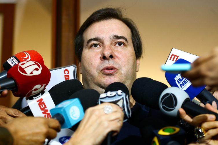 Reforma tributária terá prioridade na Câmara em 2020, diz Rodrigo Maia