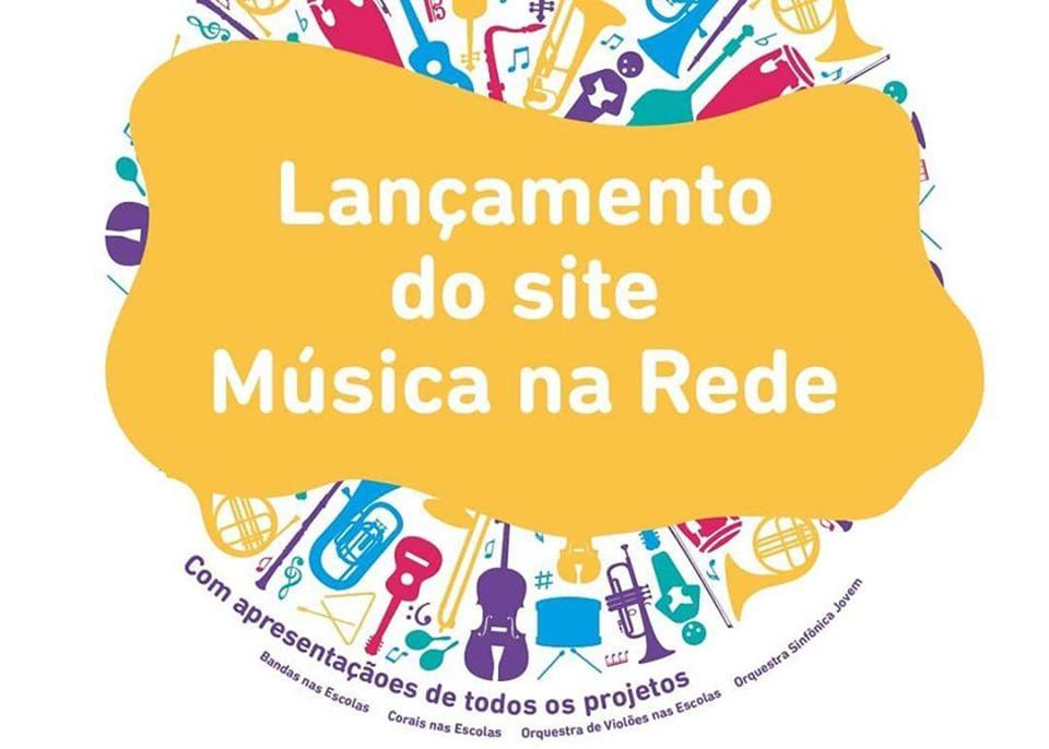 'Música na Rede' lança website com apresentações no Teatro da Ufes