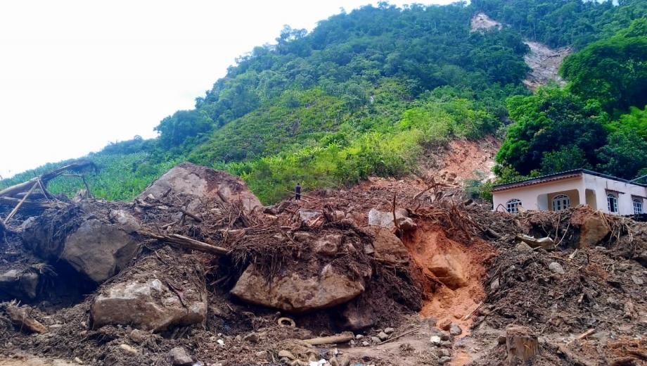 Governo Federal reconhece Estado de Calamidade em municípios capixabas atingidos pelas chuvas