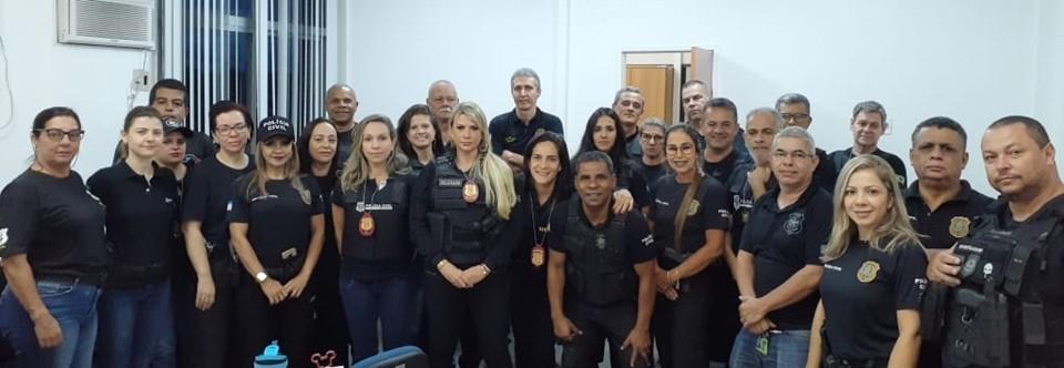 Dezessete agressores de mulheres são presos durante a operação nacional
