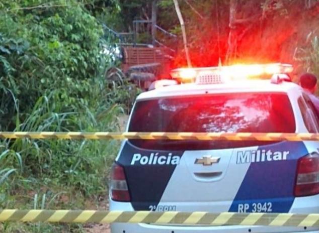Homem morre em acidente com trator em Vila Valério