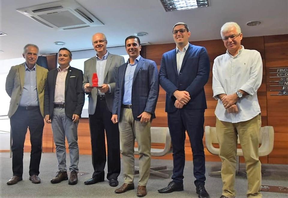 """Sedes participa de debate sobre """"Investimentos e Oportunidades"""""""