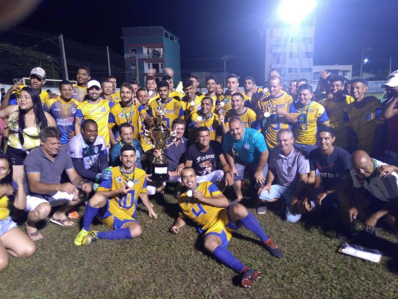CAMPEONATO MUNICIPAL DE ÁGUIA BRANCA - Palá e Guarany campeões