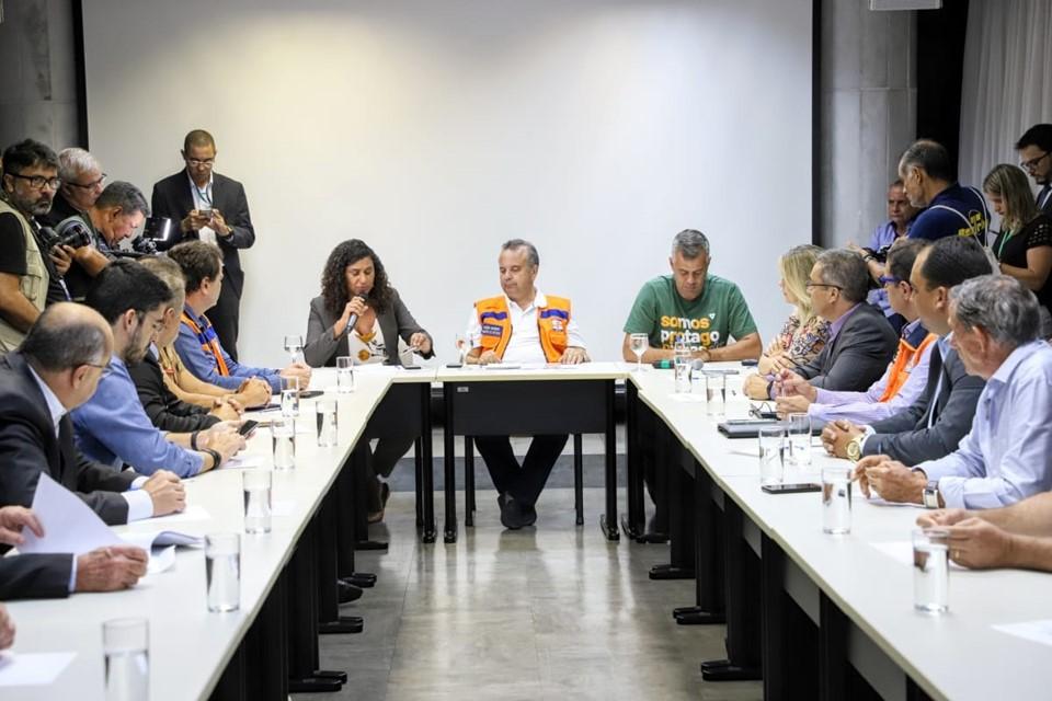 Quatro municípios do Espírito Santo recebem R$ 2,5 mi para reparar danos causados pelas chuvas