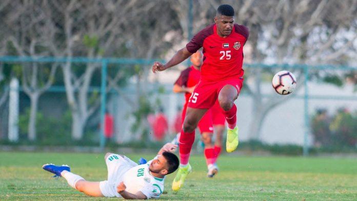 Veneciano vira homem-gol em Liga sub-19 nos Emirados Árabes